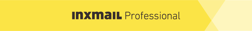 Inxmail - professional email marketing